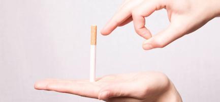 Test de dépendance au tabac
