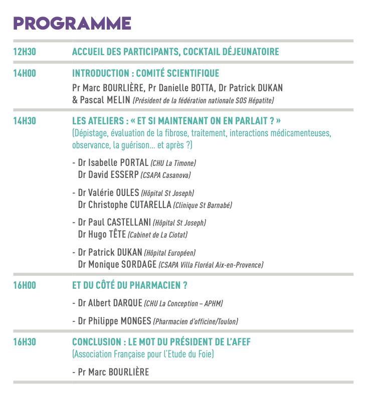 programme MSH